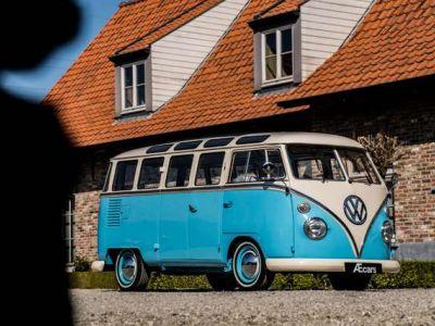 Volkswagen T1 AMBIENT LIGHT - OPEN ROOF - FULL RESTORATION - <small></small> 49.950 € <small>TTC</small> - #1