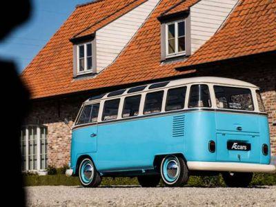 Volkswagen T1 AMBIENT LIGHT - OPEN ROOF - FULL RESTORATION - <small></small> 49.950 € <small>TTC</small> - #2