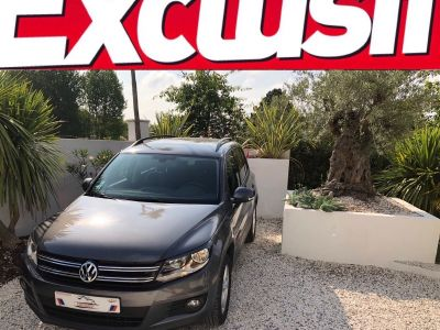 Volkswagen Tiguan 2.0 16v tdi fap bluemotion 120 - <small></small> 18.800 € <small>TTC</small> - #3