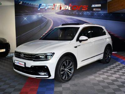 Volkswagen Tiguan II R-Line 2.0 Bi TDI 240 4Motion DSG 7 GPS Pro Virtual ACC DCC Hayon Dynaudio Attelage Front Lane JA 20 - <small></small> 34.990 € <small>TTC</small> - #2