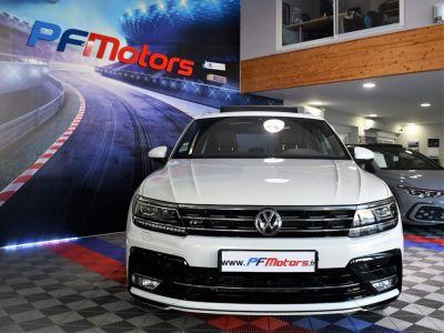 Volkswagen Tiguan II R-Line 2.0 Bi TDI 240 4Motion DSG 7 GPS Pro Virtual ACC DCC Hayon Dynaudio Attelage Front Lane JA 20 - <small></small> 34.990 € <small>TTC</small> - #6