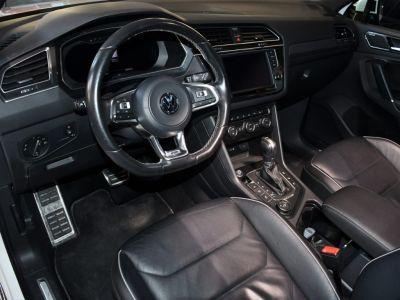 Volkswagen Tiguan II R-Line 2.0 Bi TDI 240 4Motion DSG 7 GPS Pro Virtual ACC DCC Hayon Dynaudio Attelage Front Lane JA 20 - <small></small> 34.990 € <small>TTC</small> - #8