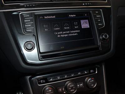 Volkswagen Tiguan II R-Line 2.0 Bi TDI 240 4Motion DSG 7 GPS Pro Virtual ACC DCC Hayon Dynaudio Attelage Front Lane JA 20 - <small></small> 34.990 € <small>TTC</small> - #16