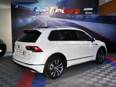 Volkswagen Tiguan II R-Line 2.0 Bi TDI 240 4Motion DSG 7 GPS Pro Virtual ACC DCC Hayon Dynaudio Attelage Front Lane JA 20 - <small></small> 34.990 € <small>TTC</small> - #19
