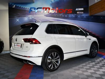 Volkswagen Tiguan II R-Line 2.0 Bi TDI 240 4Motion DSG 7 GPS Pro Virtual ACC DCC Hayon Dynaudio Attelage Front Lane JA 20 - <small></small> 34.990 € <small>TTC</small> - #20