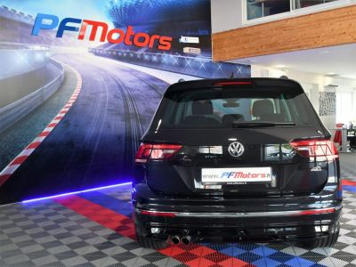 Volkswagen Tiguan R-Line 1.4 TSI 150 DSG GPS Hayon Attelage Front Lane App Connect JA 19 - <small></small> 27.490 € <small>TTC</small> - #5