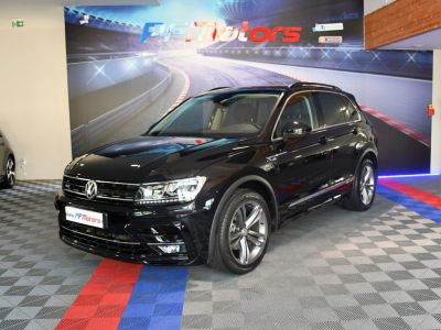 Volkswagen Tiguan R-Line 1.4 TSI 150 DSG GPS Hayon Attelage Front Lane App Connect JA 19 - <small></small> 27.490 € <small>TTC</small> - #8
