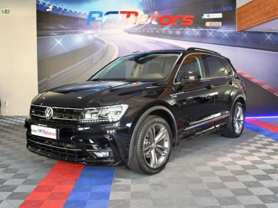 Volkswagen Tiguan R-Line 1.4 TSI 150 DSG GPS Hayon Attelage Front Lane App Connect JA 19 - <small></small> 27.490 € <small>TTC</small> - #9