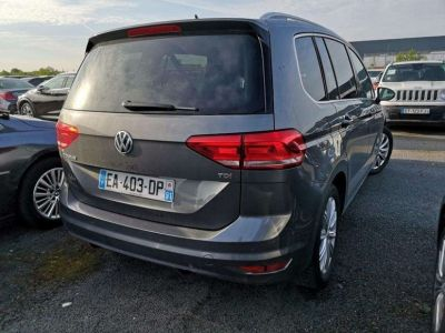 Volkswagen Touran 1.6 TDI 110CH BLUEMOTION TECHNOLOGY FAP CARAT DSG7 7 PLACES - <small></small> 18.990 € <small>TTC</small>