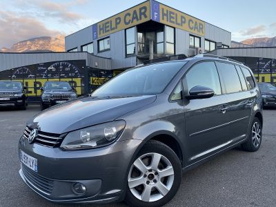 Volkswagen Touran 2.0 TDI 140CH BLUEMOTION TECHNOLOGY FAP CONFORTLINE - <small></small> 8.990 € <small>TTC</small> - #1