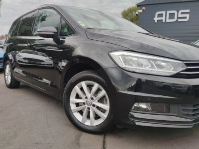 Volkswagen Touran III 1.6 TDI 115ch BlueMotion Technology FAP Confortline Business DSG7 7 places - <small></small> 17.990 € <small>TTC</small> - #5