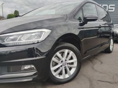 Volkswagen Touran III 1.6 TDI 115ch BlueMotion Technology FAP Confortline Business DSG7 7 places - <small></small> 17.990 € <small>TTC</small> - #9
