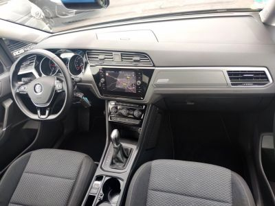 Volkswagen Touran III 1.6 TDI 115ch BlueMotion Technology FAP Confortline Business DSG7 7 places - <small></small> 17.990 € <small>TTC</small> - #27