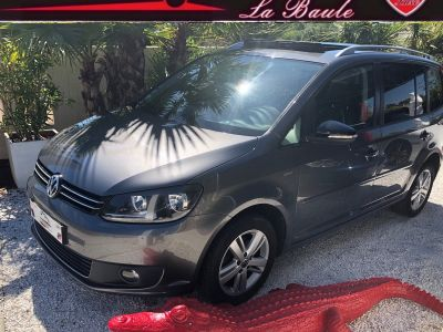 Volkswagen Touran tdi 2 gris 5 places - <small></small> 10.700 € <small>TTC</small> - #1