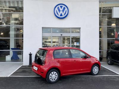 Volkswagen Up 1.0 60 BlueMotion Technology BVM5 Move Up! - <small></small> 12.590 € <small>TTC</small>