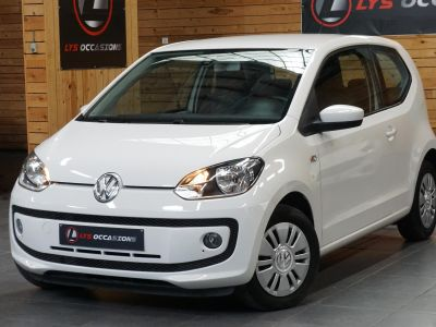 Volkswagen Up UP! (2) 1.0 60 BLUEMOTION TECHNOLOGY MOVE UP! 3P - <small></small> 6.990 € <small>TTC</small> - #1