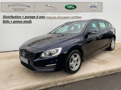Volvo V60 D3 150ch Kinetic Business Geartronic - <small></small> 16.500 € <small>TTC</small>