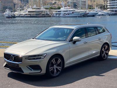 Volvo V60 D4 INSCRIPTION LUXE 190 CV ADBLUE GEARTRONIC - MONACO - <small>A partir de </small>468 EUR <small>/ mois</small> - #1