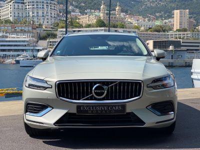 Volvo V60 D4 INSCRIPTION LUXE 190 CV ADBLUE GEARTRONIC - MONACO - <small>A partir de </small>468 EUR <small>/ mois</small> - #17