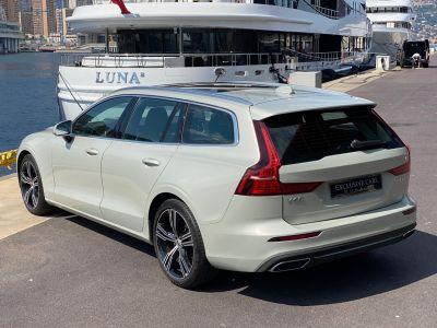 Volvo V60 D4 INSCRIPTION LUXE 190 CV ADBLUE GEARTRONIC - MONACO - <small>A partir de </small>468 EUR <small>/ mois</small> - #19