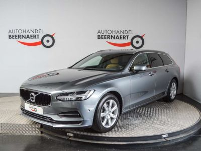 Volvo V90 2.0 D4 Geartronic / 1eigenr / Leder / LED... - <small></small> 26.995 € <small>TTC</small> - #1