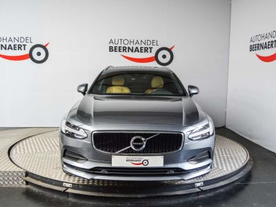 Volvo V90 2.0 D4 Geartronic / 1eigenr / Leder / LED... - <small></small> 26.995 € <small>TTC</small> - #3