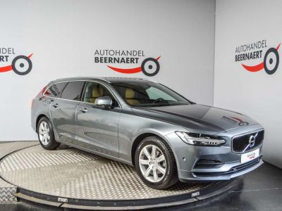 Volvo V90 2.0 D4 Geartronic / 1eigenr / Leder / LED... - <small></small> 26.995 € <small>TTC</small> - #4