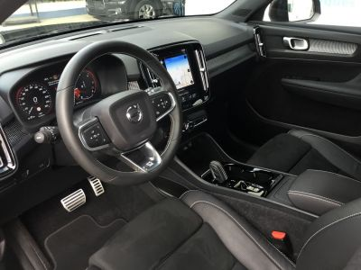 Volvo XC40 D3 ADBLUE 150CH R-DESIGN GEARTRONIC 8 - <small></small> 35.990 € <small>TTC</small> - #9
