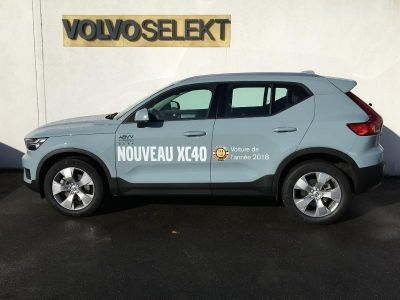 Volvo XC40 D4 AWD AdBlue Geartronic 8 190 ch Business - <small></small> 42.900 € <small>TTC</small>