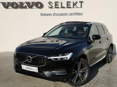 Volvo XC60 B4 AdBlue AWD 197ch Inscription Luxe Geartronic - <small></small> 60.990 € <small>TTC</small>