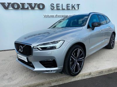Volvo XC60 B4 AdBlue AWD 197ch R-Design Geartronic - <small></small> 51.900 € <small>TTC</small>