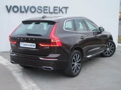 Volvo XC60 D4 AdBlue 190ch Inscription Luxe Geartronic - <small></small> 50.900 € <small>TTC</small>