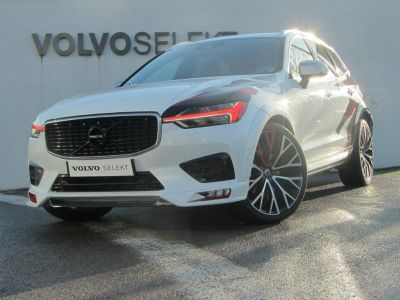 Volvo XC60 D4 AdBlue 190ch R-Design Geartronic