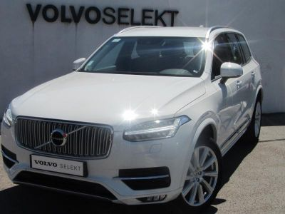 Volvo XC90 D5 AdBlue AWD 235ch Inscription Geartronic 7 places