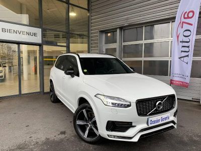 Volvo XC90 D5 AWD 235ch R-Design Geartronic 5 places - <small></small> 48.900 € <small>TTC</small>