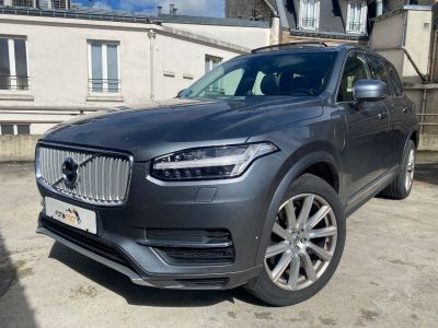 Volvo XC90 T8 TWIN ENGINE 320 + 87CH INSCRIPTION LUXE GEARTRONIC 7 PLACES - <small></small> 38.700 € <small>TTC</small> - #1