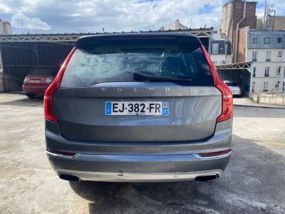 Volvo XC90 T8 TWIN ENGINE 320 + 87CH INSCRIPTION LUXE GEARTRONIC 7 PLACES - <small></small> 38.700 € <small>TTC</small> - #4