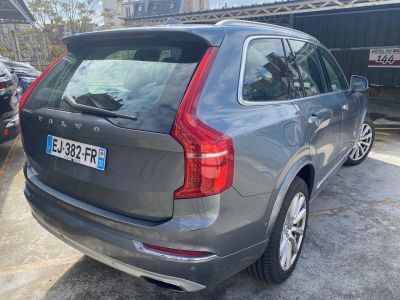Volvo XC90 T8 TWIN ENGINE 320 + 87CH INSCRIPTION LUXE GEARTRONIC 7 PLACES - <small></small> 38.700 € <small>TTC</small> - #5