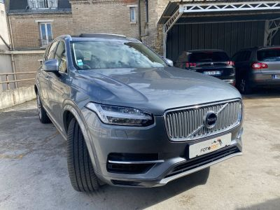 Volvo XC90 T8 TWIN ENGINE 320 + 87CH INSCRIPTION LUXE GEARTRONIC 7 PLACES - <small></small> 38.700 € <small>TTC</small> - #7