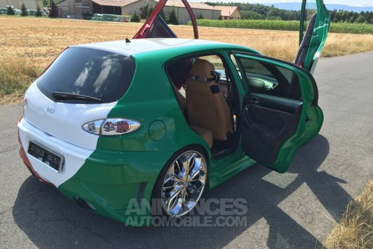 Alfa Romeo 147 2.0 TS 16V Distinctive TUNING - <small></small> 9.900 € <small>TTC</small> - #1