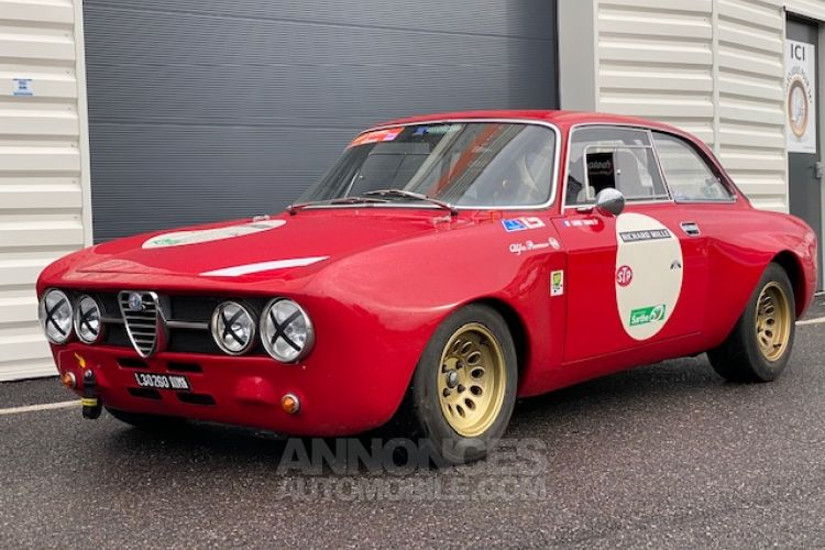 Alfa Romeo Giulia GTA GTAM EVOCATION MOTEUR 2 LITRES SUR BASE GT JUNIOR. - <small></small> 65.000 € <small>TTC</small> - #3