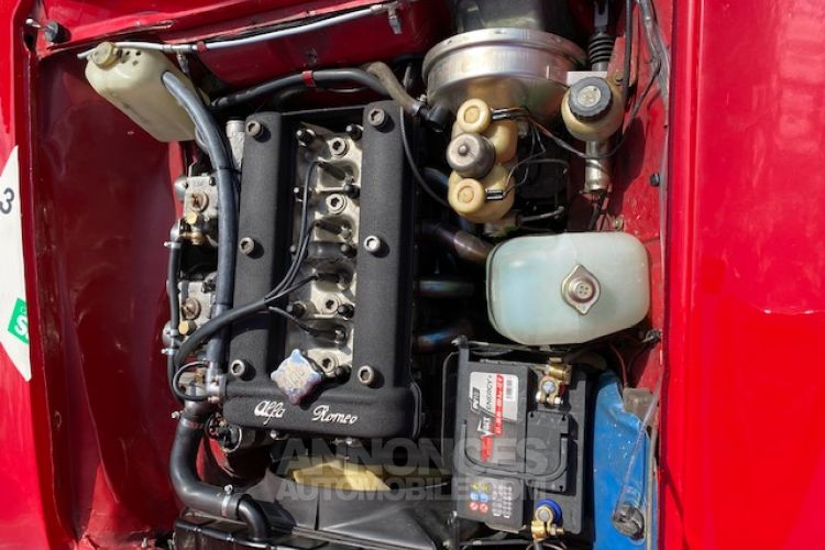 Alfa Romeo Giulia GTA GTAM EVOCATION MOTEUR 2 LITRES SUR BASE GT JUNIOR. - <small></small> 65.000 € <small>TTC</small> - #8