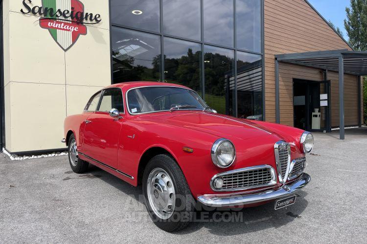 Alfa Romeo Giulia SPRINT 1600 - <small></small> 60.000 € <small>TTC</small> - #1