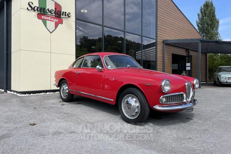 Alfa Romeo Giulia SPRINT 1600 - <small></small> 60.000 € <small>TTC</small> - #2