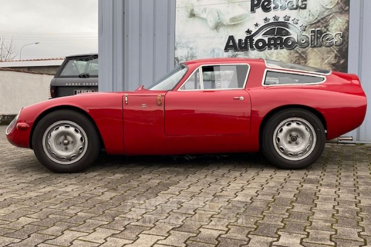 Alfa Romeo Giulia TZ 1963 - <small></small> 149.000 € <small>TTC</small> - #2