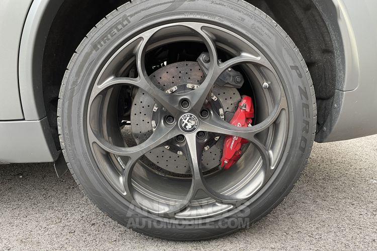Alfa Romeo Stelvio V6 510 CH NRING 2,9 l V6 Bi-Turbo 510 ch NRING - Prix sur Demande - #21