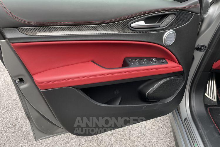 Alfa Romeo Stelvio V6 510 CH NRING 2,9 l V6 Bi-Turbo 510 ch NRING - Prix sur Demande - #31