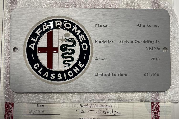 Alfa Romeo Stelvio V6 510 CH NRING 2,9 l V6 Bi-Turbo 510 ch NRING - Prix sur Demande - #41