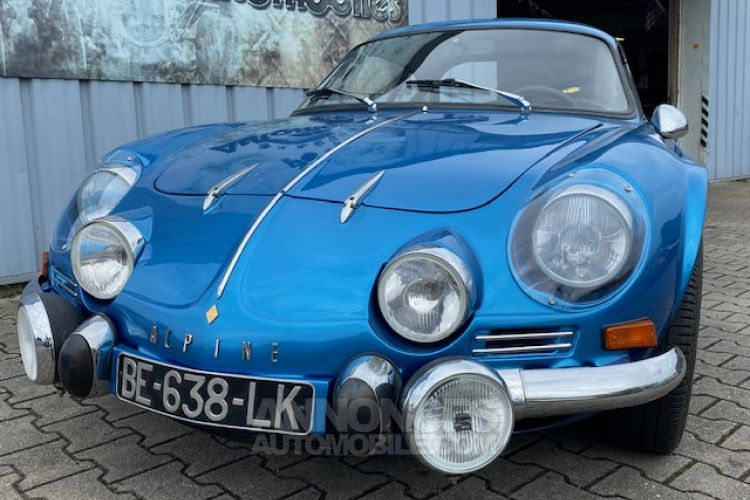 Alpine A110 A110/100 VA DINALPIN - <small></small> 87.000 € <small>TTC</small> - #1