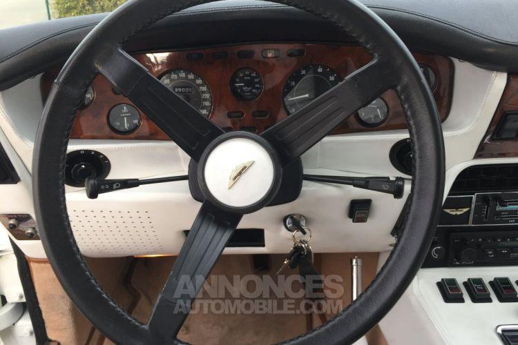 Aston Martin AM V8 Volante Cabriolet LHD Conduite à Gauche - <small></small> 185.900 € <small>TTC</small> - #7